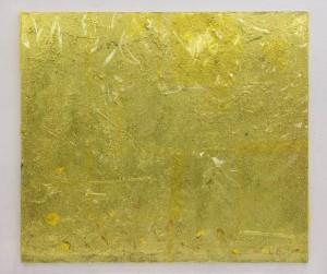 """The Sun, 2010, 85"""" x 97"""""""