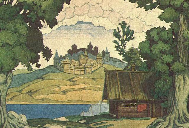 Ivan Bilibin, 1912