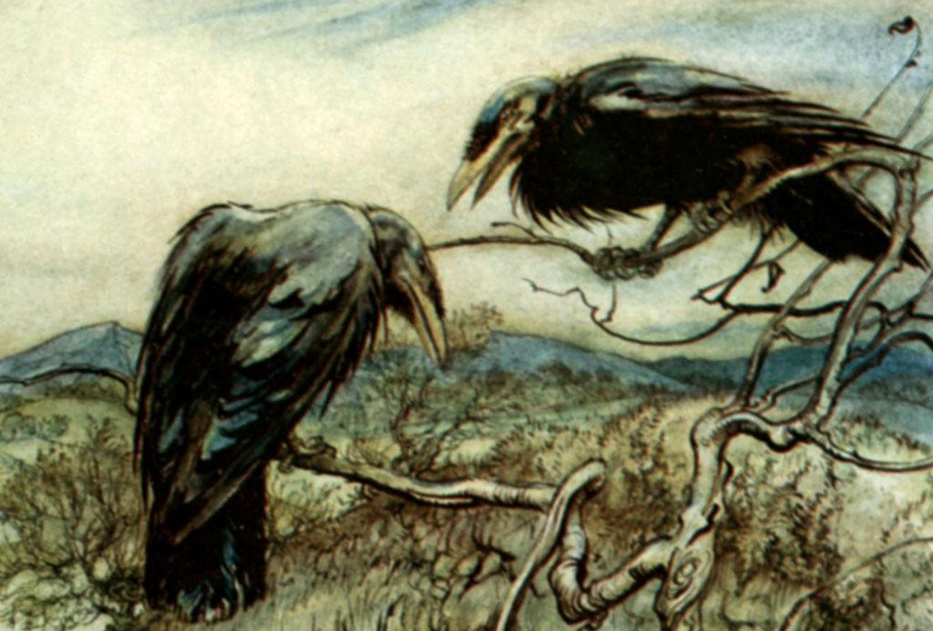 Art: Arthur Rackham (1919)